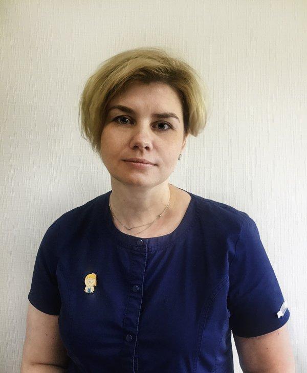 Бондаренко Елена Александровна