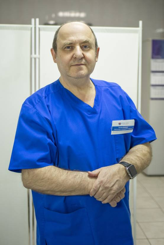 Гительман Леонид Михайлович