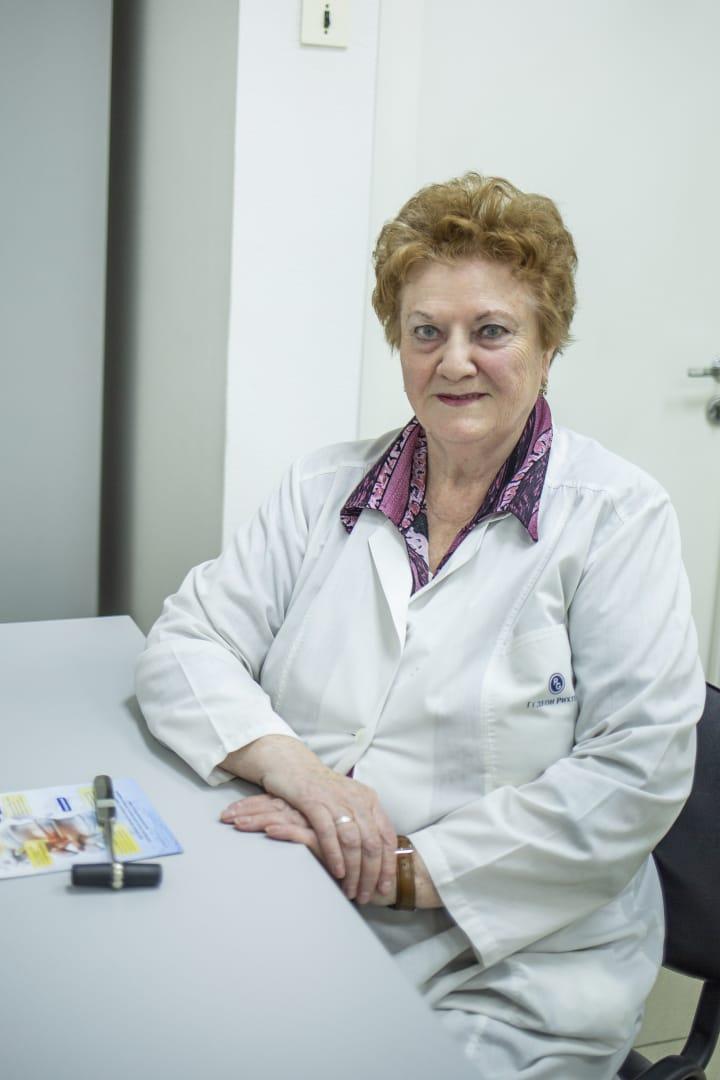 Абакумова Валентина Михайловна